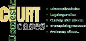 Domestic court cases