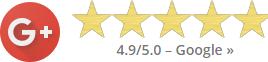 Google Plus rating