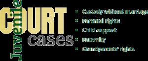 Juvenile court cases