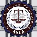 ASLA top 40 lawyers